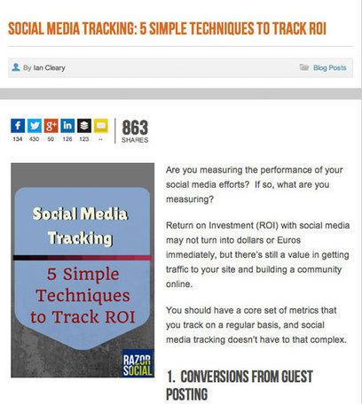 5 Ways to Use Metrics to Improve Your Social Media Marketing | | Personal Branding and Professional networks - @Socialfave @TheMisterFavor @TOOLS_BOX_DEV @TOOLS_BOX_EUR @P_TREBAUL @DNAMktg @DNADatas @BRETAGNE_CHARME @TOOLS_BOX_IND @TOOLS_BOX_ITA @TOOLS_BOX_UK @TOOLS_BOX_ESP @TOOLS_BOX_GER @TOOLS_BOX_DEV @TOOLS_BOX_BRA | Scoop.it