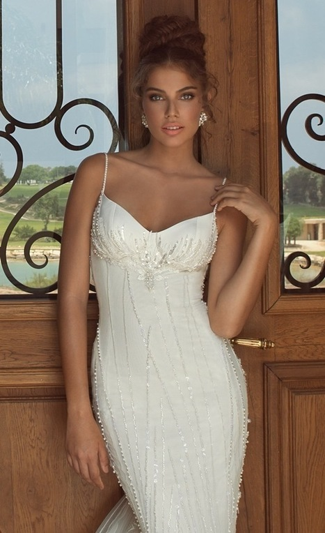 Galia Lahav Wedding Dress Collection 2014: The Empress Collection | Monte Carlo Style | Scoop.it