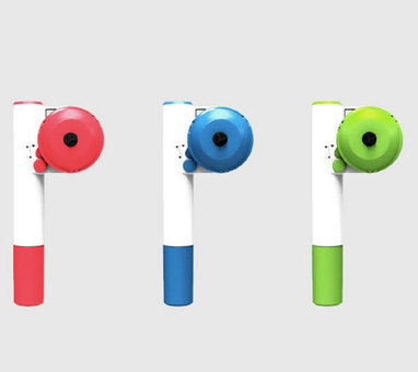 Handpresso Pump Pop : la machine à expresso nomade, écolo et toute en couleurs... | Machines a cafe | Scoop.it