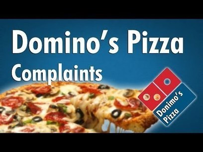 Comments on the Australian Domino's Pizza Facebook Page Are the Absolute Pinnacle of First World Problems | Videos for Learning | Scoop.it