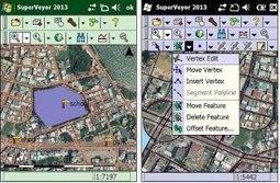 Supergeo lança a solução móvel SuperVeyor 2013 | MundoGEO | GIS Móvel | Scoop.it
