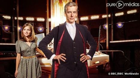 """Doctor Who"" : France 4 lance la saison 8... sans le premier épisode ! 