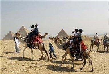 Egypt tourism rises in 2012, still below pre-revolt level: MENA   Égypt-actus   Scoop.it