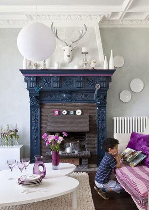 Visite déco : Le joli pavillon de Sophie Ferjani | décoration & déco | Scoop.it