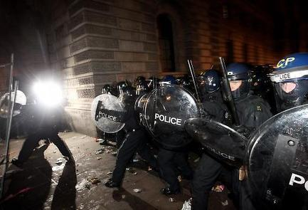 Student protesters found not guilty of violent disorder | Student Protest | Scoop.it
