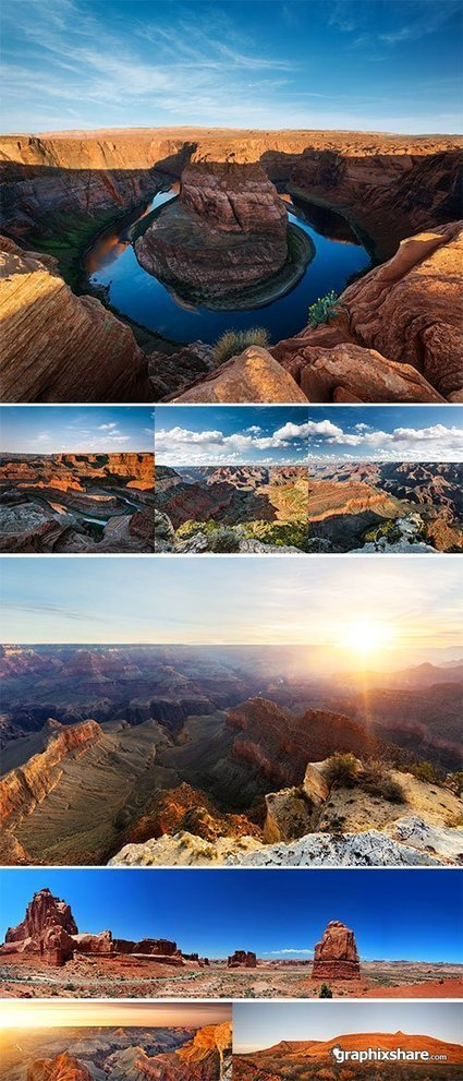 Stock Photo: Grand Canyon, Monument Valle | DesignFeed | Scoop.it