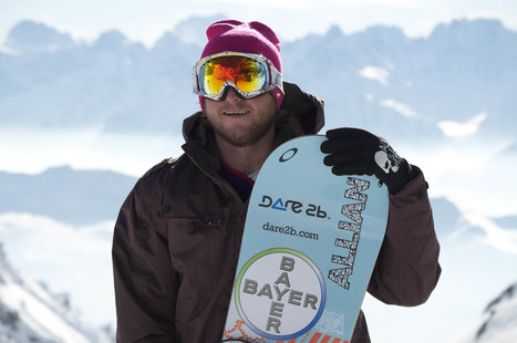 UK snowboard champ proves diabetes is no barrier | Diabetes Now | Scoop.it