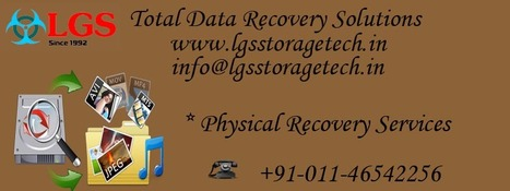 Physical Recovery -LGS Storage Data Recovery. | Data Recovery | Scoop.it