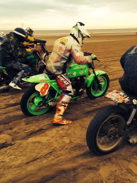 Mablethorpe Sand Racing: 21st December 2014 | California Flat Track Association (CFTA) | Scoop.it