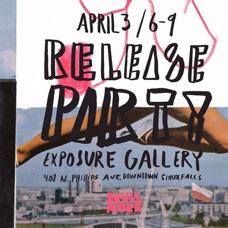 This Friday at Exposure: Skullmore Release Party! | Art and Events Sioux Falls | Scoop.it