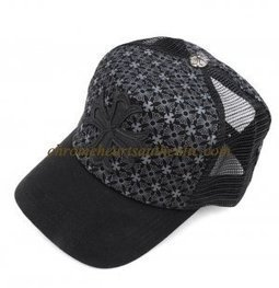 Big Leather Cross Patch Chrome Hearts Trucker Cap [Big Leather Cross Patch Cap] - $98.00 : Authentic Eyewear,Clothing,Accessories By Chrome Hearts! | my trend | Scoop.it