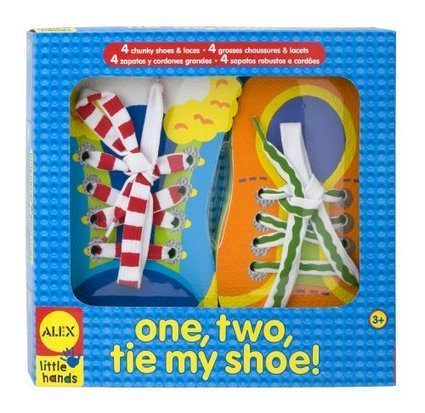 ALEX® Toys – Early Learning 1, 2 Tie My Shoe -Little Hands 570WN | Top Toys 2013 | Scoop.it