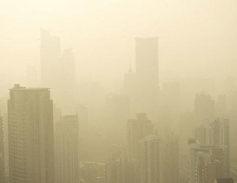 El calentamiento global aumentará de manera crítica la contaminación en las ciudades | Agua | Scoop.it
