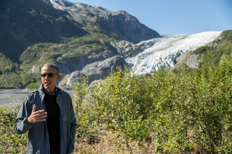 In rural Alaska, Obama works to speed renewable energy revolution | Sustain Our Earth | Scoop.it