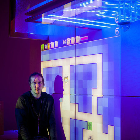 An Exhibition That Proves Video Games Can Be Art | Clic France | Scoop.it