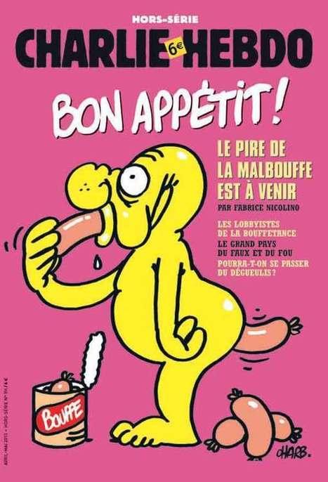 Vous reprendrez bien un morceau de cancer | Charlie Hebdo | Productivité et santé au travail | Scoop.it