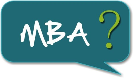 Why MBA Program | Why Business Management Course | MBA Courses | B School In Bangalore | Scoop.it