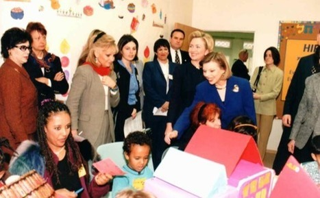 Hillary Clinton Gives Israeli Education Program Spotlight on Campaign Trail | Jewish Education Around the World | Scoop.it