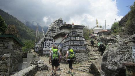 Everest Base Camp Trek- Tops the bucketlist of many trekkers accross the globe   Himalaya Trekking   Scoop.it