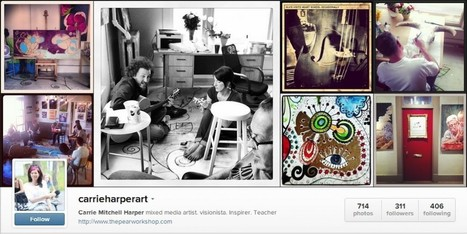 Selling Art With Instagram? | Art in the age of the internet | Scoop.it