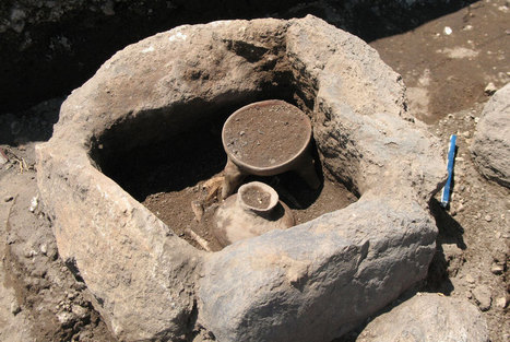 Archaeologists find twelve burials thought to be 1000 years old in the State of Nayarit | Archaeology News | Scoop.it