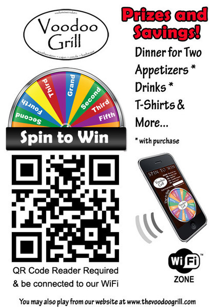 QR Code Interactive Games - iPhone Android Mobile QR Game | QR Code Marketing | Scoop.it