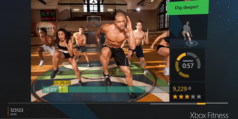 Kinect based Fitness and Exergaming | KINECT APPS - GAMES | Scoop.it