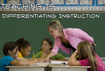 MzTeachuh: Teaching Is Differentiating Instruction | Educators' Differentiated Instruction | Scoop.it
