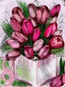 OmniSketch » OmniSketch Sketch of the Day August 22nd by Karen johnson | iPad for Art | Scoop.it