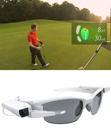 Sony invente un mini écran à clipser pour rendre n'importe quelle paire de lunettes connectée | Les lunettes à réalité augmentée | Scoop.it