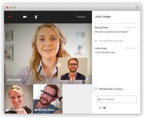 Free 1-to-1 Audio and Video Chat Inside Podio Collaborative Workspaces | Tools for a Digital Worker | Scoop.it