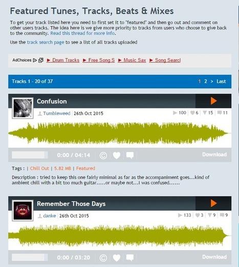 Best Audio Resources | Bazaar | Scoop.it