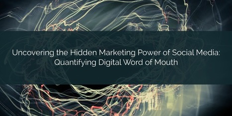 Uncovering The Hidden Marketing Power Of Social Media | Social Media Useful Info | Scoop.it