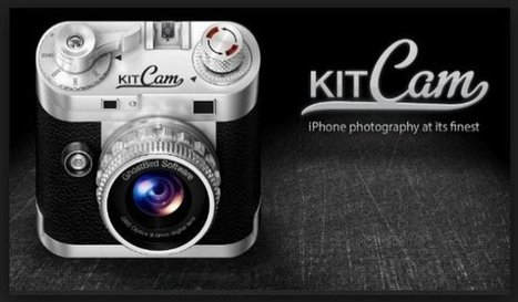 Yahoo Acquires KitCam And PhotoForge Developer To Make Flickr Even Better -- AppAdvice | iPhoneography: Techniques and Apps | Scoop.it