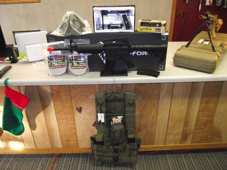 The Season of Giving | BG Airsoft Presents Airsoft 101 | BGA Tactical Systems | Scoop.it