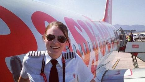 This woman just might be the world's youngest airline captain | LibertyE Global Renaissance | Scoop.it