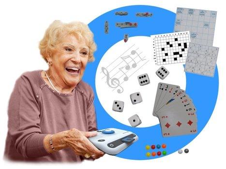 ODIMO La console de jeux pour les malvoyants. | we love seniors - les scoops | Scoop.it