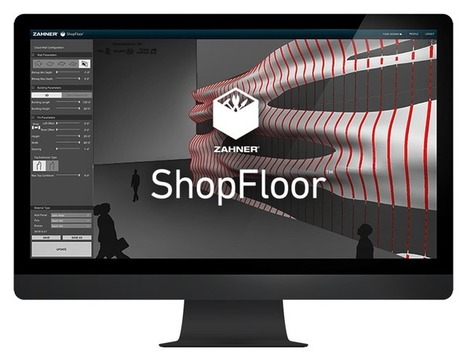 ShopFloor - Digital tools for design and fabrication, from Zahner. | Architecture, design & algorithms | Scoop.it
