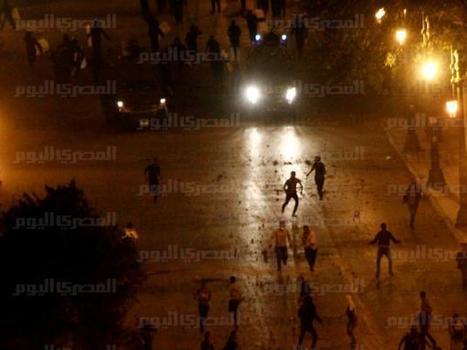 Echauffourées à l'aube à Kasr El-Eini | Égypt-actus | Scoop.it