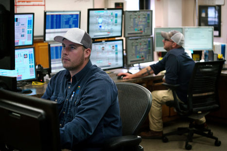 How the 'Industrial Internet' can help utilities improve grid reliability | IGS Energy | Scoop.it