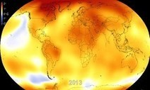 NASA Animation Shows Relentless Pace of 60 Years of Global Warming in 15 Seconds | EcoWatch | EcoWatch | Scoop.it