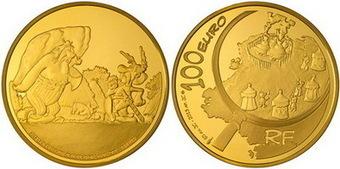 Astérix y Obélix en euros de oro y plata | numismaticodigital.com | Mundo Clásico | Scoop.it