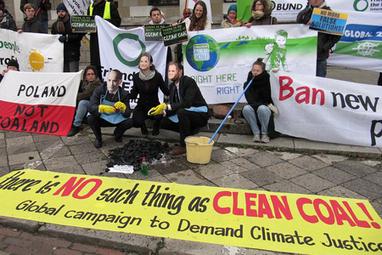 Lobby, greenwashing et charbon au menu du sommet de Varsovie | Greenwashing | Scoop.it