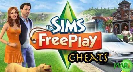 The Sims™ FreePlay 2.6.11 Android Cheat/ Hack ~ MU Android APK | melou | Scoop.it
