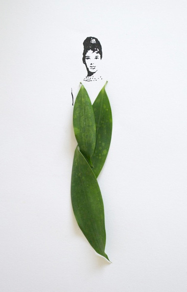 Creative Leaf Art | Harmony Design, Art, and Science | Scoop.it