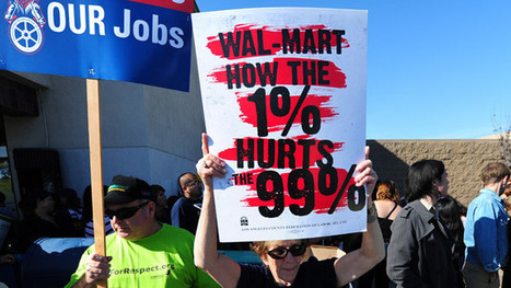 Wal-Mart Workers Plan a Fresh Protest, This Time in Bentonville | HR | Scoop.it