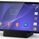 Xperia Z2 magnetic charging dock DK36 Priced at £24.99 in UK, €39 in Spain and Netherlands, €24 in Italy | Awesome Samsung phones, accessories | Scoop.it