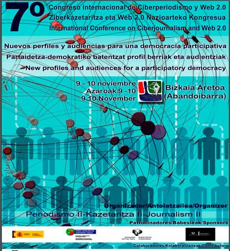 Actas del Congreso Internacional de Ciberperiodismo y Web 2.0 / Ainara Larrondo Ureta, Koldobika Meso Ayerdi & Simón Peña Fernández (Editores) | Comunicación en la era digital | Scoop.it