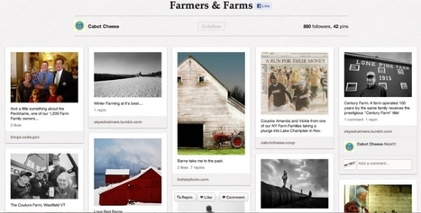 Pinterest for Food Brands, Startups, & Organizations - Forbes | Pinterest | Scoop.it