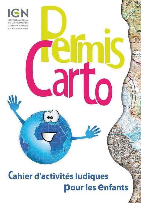 Livret Permis Carto IGN | Nouvelles EDU - FLE | Scoop.it